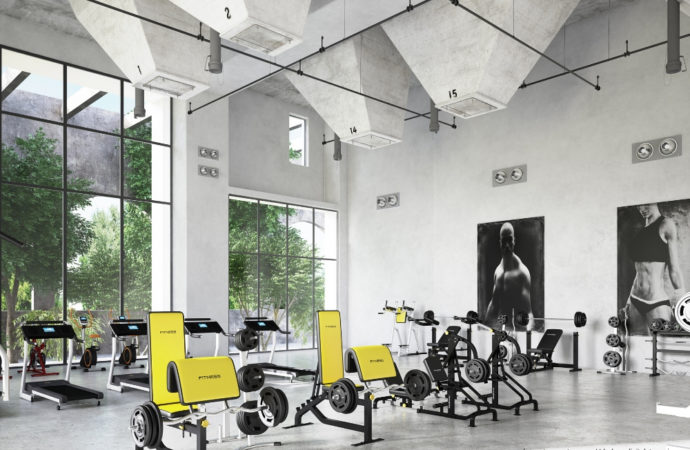 Fitnessstudio Investment als Kapitalanlage