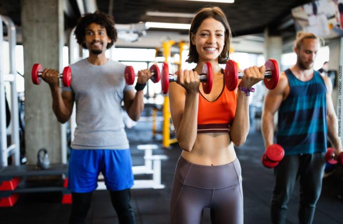 Umsatz der Fitnessbranche und dessen Entwicklung