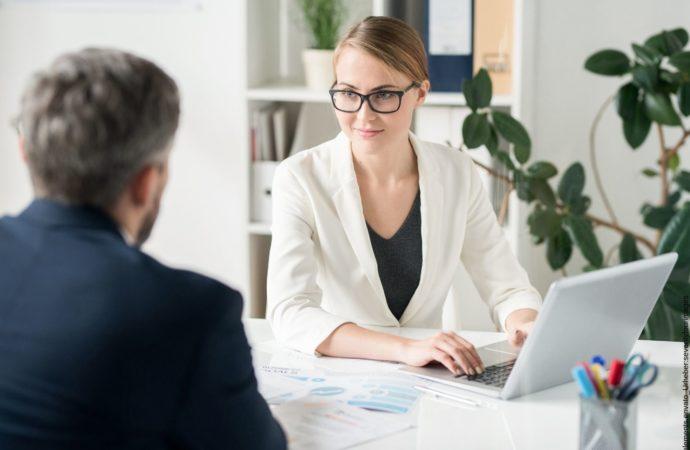 Aufgaben von einem Firmen Berater