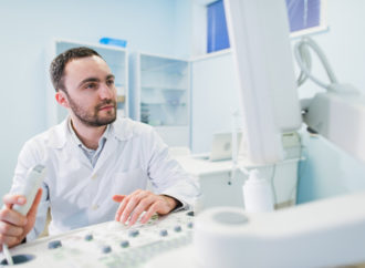 Durchschnittliche Anschaffungskosten für ein medizinisches Ultraschallgerät